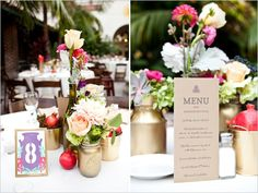 Made by Juvenia Photographer | Oak Canyon Nature Center | Villa del Sol | Rustic Wedding | Orange County | Los Angeles | Purple / Lavender Bridesmaid Dresses | Pink | Succulents | Florals | Outdoor Wedding | Stage Decor | Vintage Desk | Milk Cans | Gold Vases | Mason Jars | Old Window | Wedding Archway | Program | Ribbon Sticks | Moss Aisle Runner | Rustic Escort Cards | Wood Crates | Pomegranates | Table Numbers