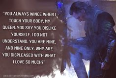 """Submission: """"You always wince when I touch your body, my queen. You say you dislike yourself. I do not understand. You are mine, and mine only. Why are you displeased with what I love so much?"""" Oc Fanfiction, Fanfiction Prompts, Fall On Your Knees, Loki Whispers, Im Done With You, Loki Imagines, Avengers Imagines, Marvel Images, Loki Marvel"""