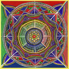 Spiritual Mandalas | interwoven with each other until the desired transformation -