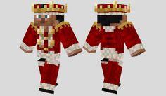 King Skin para Minecraft