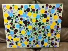 Acrylic Painting... SO EASY