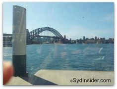 View from the Pier in Circular Quay - about to board the ferry to Manly Beach! Not a bad view hey?