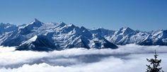 Zell Am See, Mount Everest, Mountains, Nature, Travel, Kaprun, Winter Vacations, Summer Vacations, Alps