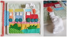 super cute quiet book- from orange crafts- blog is not in english but her work is beautiful