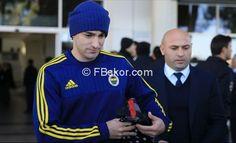 Markovic, Liverpool takımını ziyaret etti