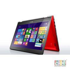 "Laptop Lenovo IdeaPad YOGA 500-14ISK Video Dedicat nVidia 2Gb 14"""