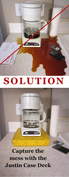 Bunn Coffee Maker Coffee Grounds Overflow : 1000+ images about Coffee Sayings on Pinterest Coffee maker, Coffee coffee and Coffee