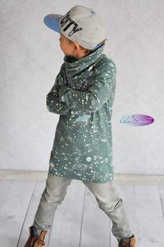 Ein Mini Mister für meinen Großen  #minimissy #minimister #melianskreativesstoffchaos #hoodie #Pullover #handmade #selfmade #diy #nähen
