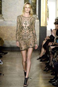 Emilio Pucci Milan Fashion Week Fall 2014 - Elle