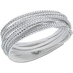 Swarovski Slake Bracelet Grey 1179236