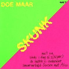DOE MAAR, SkunK (reggae, Ska band