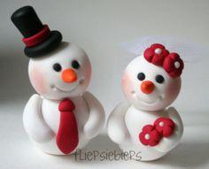 #Casamento no #Natal - figuras noivos para bolo de casamento  #casarcomgosto