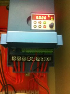 440 volt inverter terminals table – inverter