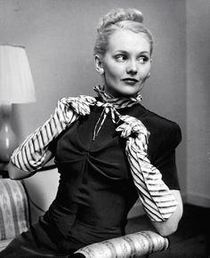 Photograph by Nina Leen, 1947.