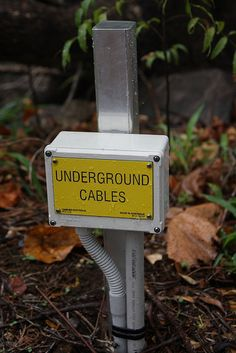 Underground Cables Cache