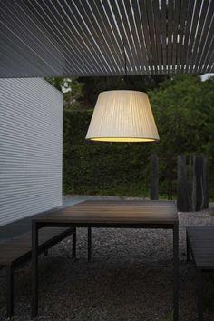 Marset - TXL outdoor lamp by Joan Gaspar #suspension #pendant
