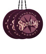 "Scentsy Scent Circle ""White Tea & Cactus"" by Scentsy. $5.50"