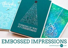 Impressions Video by Jennifer McGuire Ink