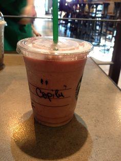 Starbucks everywhere