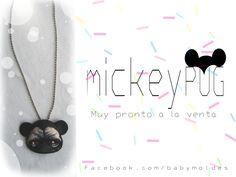 mickey pug, colguije