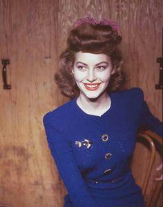 Ava Gadner 1940.