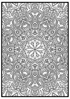 Start your journey in the coloring world of free mandala pages. As an adult we can risk to get bored by coloring easy designs , and for that we started to create art coloring pages