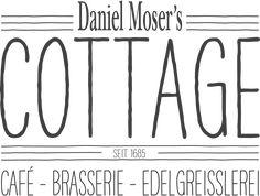Daniel Moser's Cottage Salat Nicoise, Jazz, Restaurants, Brunch, Cottage, Places, Lunch Table, Joie De Vivre, Good Food