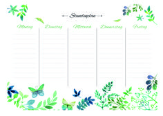 To-Do-Liste Cross Giveaway -