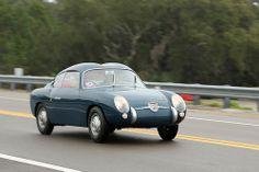 Fiat Abarth 750 GT Zagato  1958