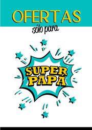 #ofertas #diadelpadre #ofertasdiadelpadre #ideasderegalodiadelpadre #descuentosdiadelpadre #superpapa #CartelGratis #imprimiblegratis #SanJose #tiendas #comercios Calm, Free Printable Labels, Tents, Poster, Hair