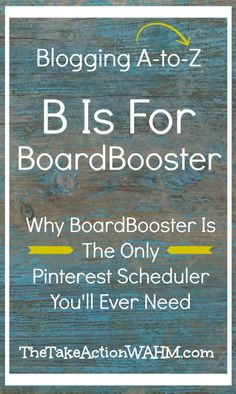 BoardBooster is the Only Pinterest Scheduler You'll Ever Need