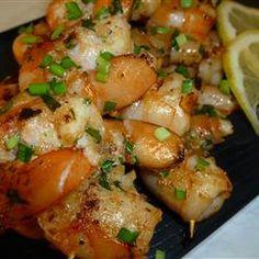 Lemon Ginger Shrimp - Allrecipes.com