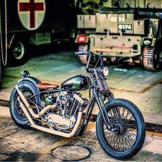 Ironhead chopper | Chopper Inspiration - Choppers and Custom Motorcycles | californiadreamin95 December 2014