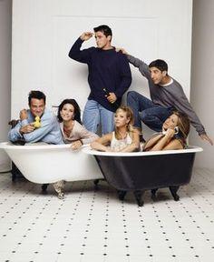 """27 fotos raras do elenco de """"Friends"""" que te darão vontade de viver em 1994 novamente"""