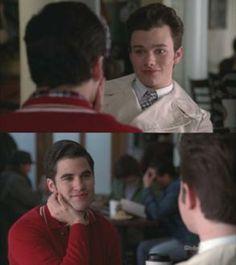 Klaine new york i love you Darren Criss, Glee Wedding, Blaine And Kurt, Glee Memes, Chris Colfer, Foto E Video, Couple Goals, Comebacks, I Love You