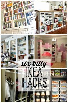 IKEA has some great pieces that are super versatile and perfect for making your own. If you are new to hacking IKEA pieces or a veteran, you will want to check out these 6 best IKEA pieces to hack. Fr