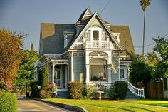 House on Olive in Redlands, CA
