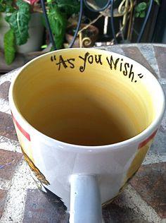 Princess Bride Quote Mug