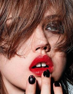 Lindsey Wixson by RIchard Burbridge for Interview Germany, September 2014
