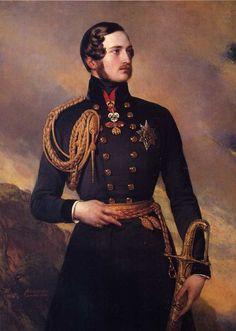 Prince Albert, married Queen Victoria. He was born August 26, 1819.