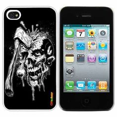 Zombie Axde Fashion Design Hard Case Cover Skin Protector for Iphone 4 4s Iphone4 At