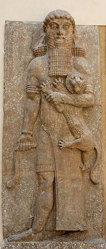 Épopée de Gilgamesh — Wikipédia