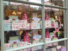 Paris: Shop Windows | Ladurée