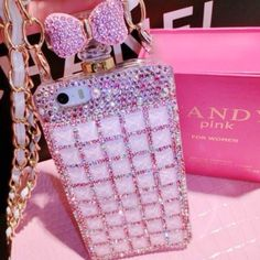 Pink girly Chanel