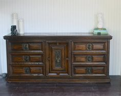 Painted or As Is Hollywood Regency Dresser by ExeterFields on Etsy, $795.00
