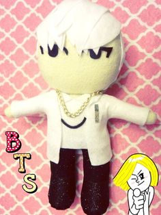 "Items similar to KPOP BTS Rap Monster Plushie plush toy doll ""Just One Day"" MV version on Etsy Bts Korea, Bts Rap Monster, Voodoo Dolls, Kawaii, Plushies, Doll Toys, Snoopy, Kpop, Messages"