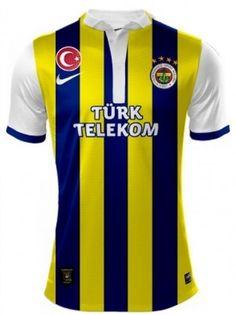 Fenerbahçe 2015-2015 Yeni Sezon Formaları Temsili