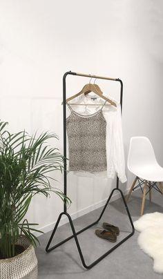 Suport pentru haine  80 x 43 x 145 CM Mini Dressing, New Room, Wardrobe Rack, Sweet Home, Interior Decorating, Montage, Furniture, Home Decor, Concept