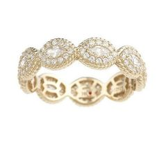 Hidalgo Marquise Ring... this would be a pretty wedding band