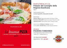 """Presentazione del libro """" La buona PIZZA. Storie di ingredienti , territori e pizzaioli"""""""
